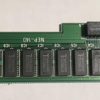 Yamaha TX16W Original  Factory RAM Card
