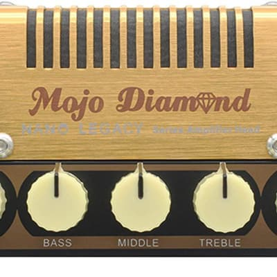 Hotone Mojo Diamond Mini Guitar Amplifier Head, 5 Watt for sale