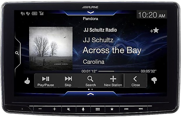 Alpine Halo9 Ilx F309 Single Din Apple Carplay Android Auto Reverb