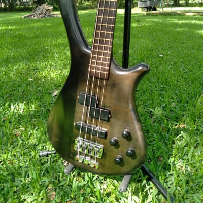 Warwick Fortress One 1995 Black for sale