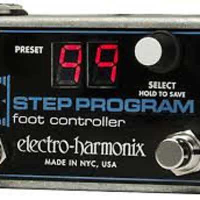 Electro Harmonix 8-Step Program Foot Controller for sale
