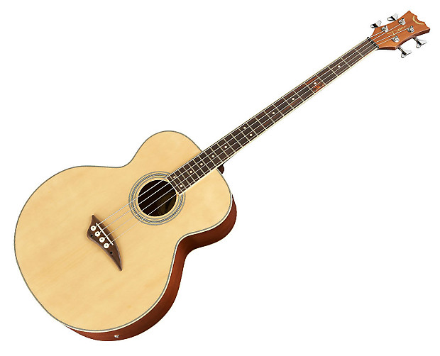 dean guitars eab acoustic electric bass with tuner stand reverb. Black Bedroom Furniture Sets. Home Design Ideas
