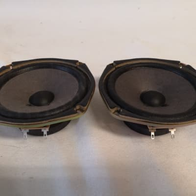 Technics EAS-12P458 4.32 inch Speakers - Sold Together As A Pair - Great Previously Used Condition