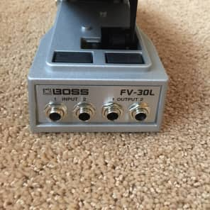 JHS Boss FV-30L Volume Pedal w/ Active/No Loss Mod