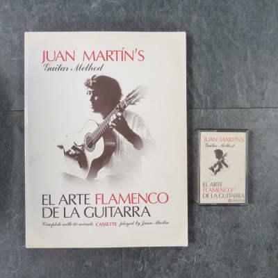 Juan Martin's Guitar Method - El arte flamenco de la guitarra