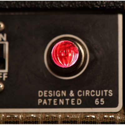 Invisible Sound Guitar amplifier Jewel Lamp Indicator amp jewel.  Model 348.  For pilot light