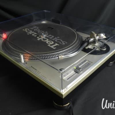 Technics SL-1200 MK3D Silver Direct Drive DJ Turntable w/ Original Box