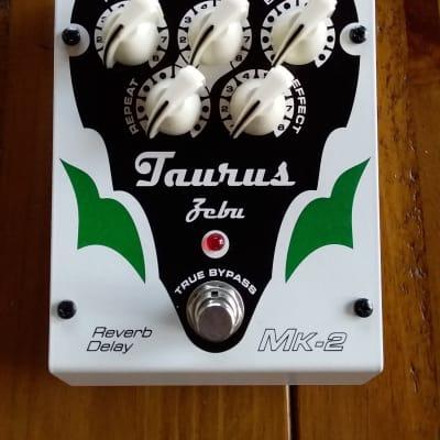 Taurus Zebu Reverb/Delay MK2 Reverb pedal Delay pedal PRICE DROP ! for sale