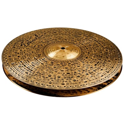 "Paiste 15"" Dark Energy Mark I Hi-Hat  Cymbals (Pair)"