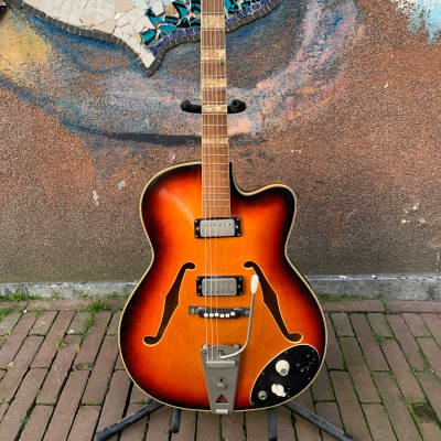 Klira Lady 60's Sunburst for sale