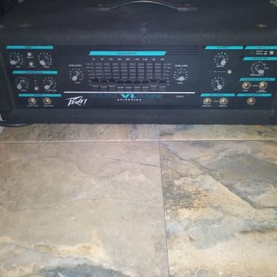 Peavey Xp Series Mark VI 70s Black