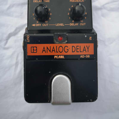 Pearl AD-08 Analog Delay for sale