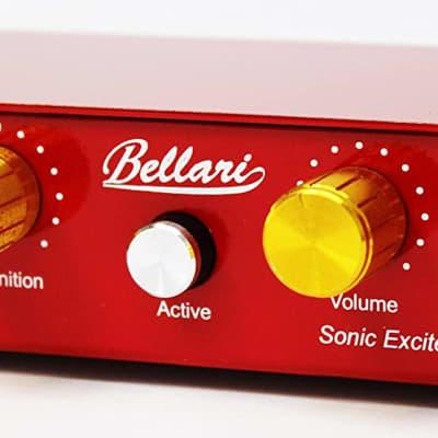 Bellari Audio Bellari SE560 Sonic Exciter - Sound Enhancer, Red for sale
