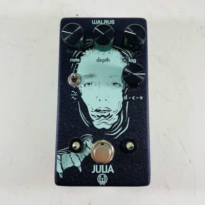 Walrus Audio Julia Chorus/Vibrato 2010s Graphic *Sustainably Shipped*