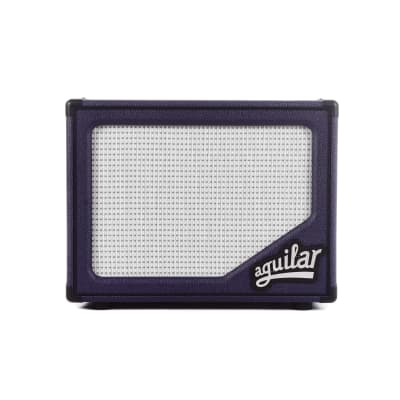 Aguilar Limited Edition SL 112 Super Light Bass Cabinet 8 ohm Royal Purple for sale