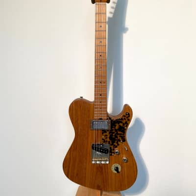 Asher HT Deluxe Roasted Swamp Ash Guitar 2018 for sale