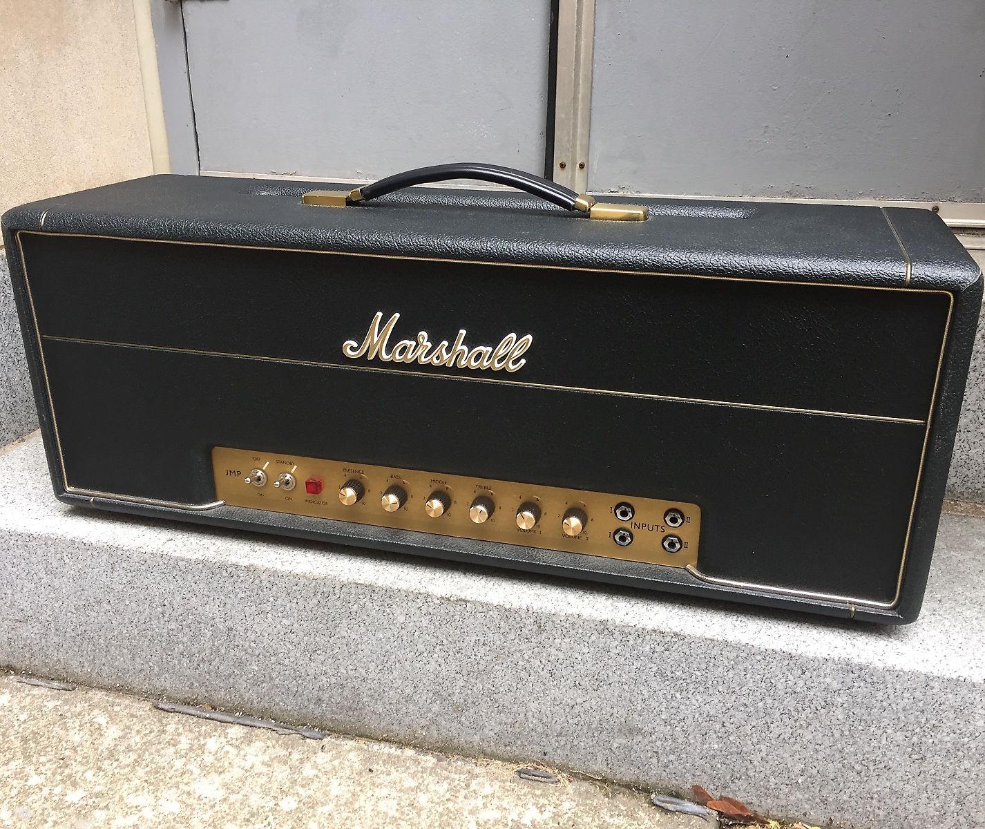 marshall 1959hw handwired plexi 100 watt tube guitar amp head reverb. Black Bedroom Furniture Sets. Home Design Ideas
