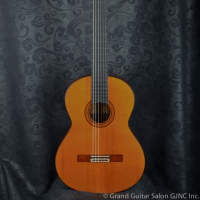 Richard E. Brune Concert classical guitar 1980 for sale