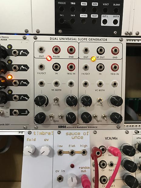 Random*Source Dual Universal Slope Generator mk2 2016