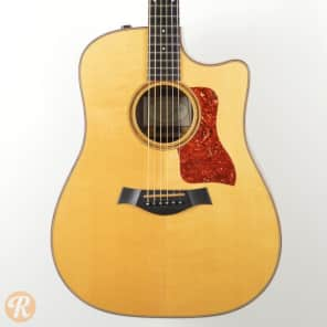 Taylor 710ce Dreadnought Acoustic-Electric Guitar