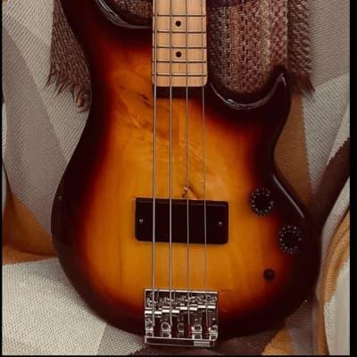 Gordon Smith 'Griffin', Rare Custom Order Bass -  Nov 99, OEM Hardshell Fitted Case. for sale