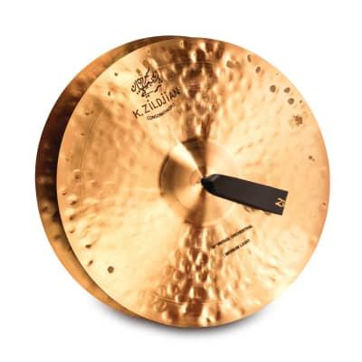 "Zildjian 16"" K CONSTANTINOPLE VINTAGE MEDIUM LIGHT - PAIR K1138 Cymbal"