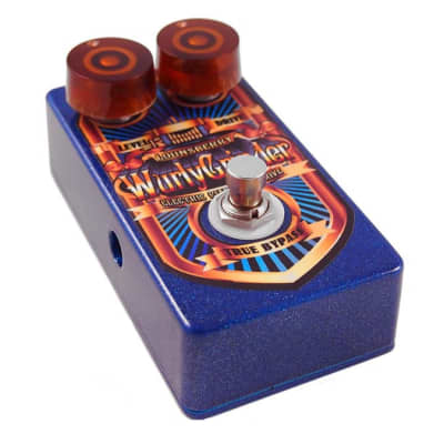 """Lounsberry Pedals Handwired Point-to-Point """"Wurly Grinder"""""""