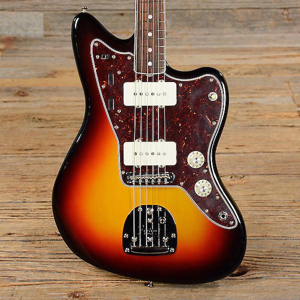 fender american vintage 65 jazzmaster electric guitar reverb