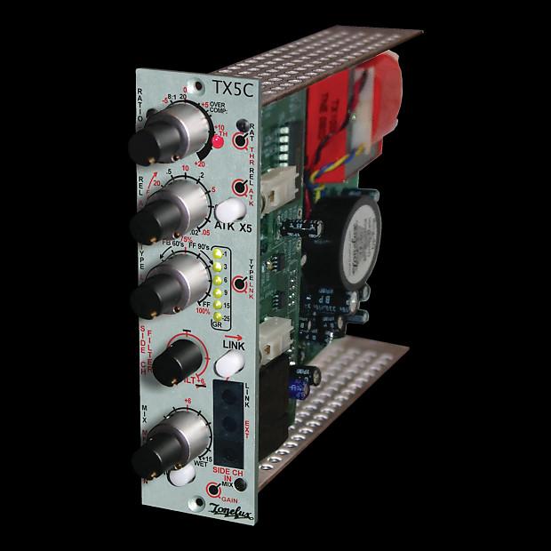 tonelux tx5c 500 series compressor module alto music reverb. Black Bedroom Furniture Sets. Home Design Ideas