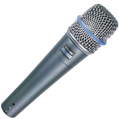 Shure BETA 57A Supercardioid Dynamic Instrument Microphone