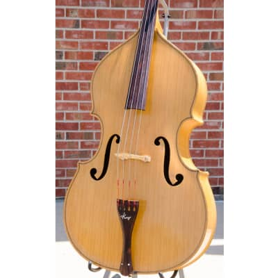 1967 Kay Upright Bass M1-B, 42