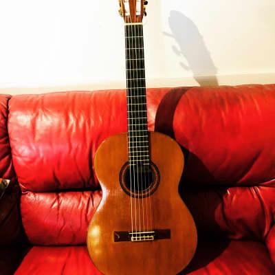 Richard Howell Concert Guitar 1984 Cedar for sale