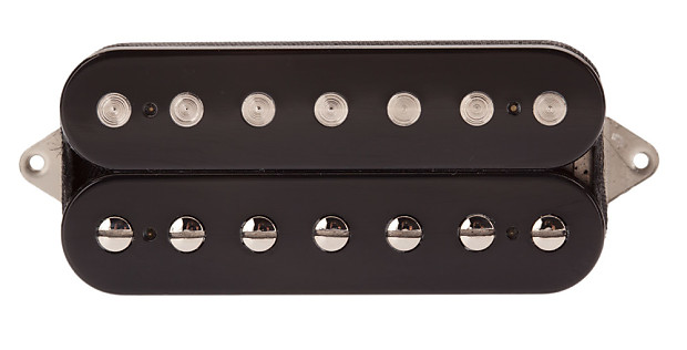 suhr 7 hot seven string neck humbucker black reverb. Black Bedroom Furniture Sets. Home Design Ideas