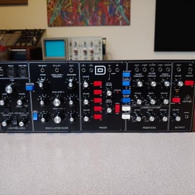 Behringer Model D Analog Synthesizer - Open Box! Brand New