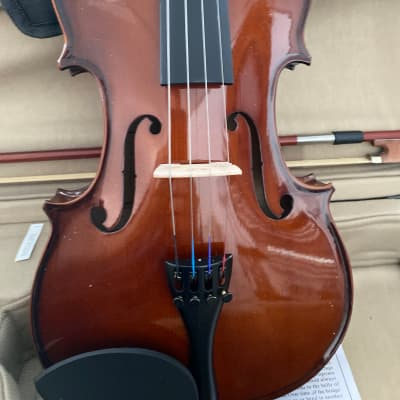 Palatino VN-350 Campus Student 4/4 Full-Size Violin Outfit w/ Case, Bow