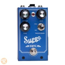 Supro Drive 2010s Blue image
