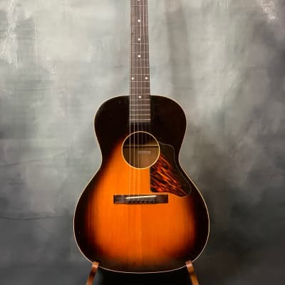 Delta Blues on a Budget...1937 Carson J. Robison (Gibson) for sale