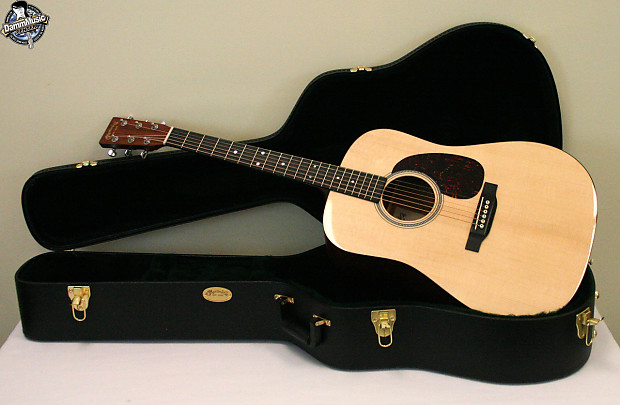 martin d 16gt dreadnought acoustic guitar damm music reverb. Black Bedroom Furniture Sets. Home Design Ideas