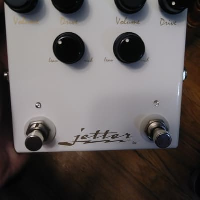 Jetter Custom Double Helium Overdrive Rare #2