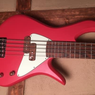 Torillo basses Shevette 5 Orient red for sale