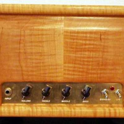 Alessandro Blue Tick 20watt,4x6V6,Class-A amp with a 2x6SL7 for sale