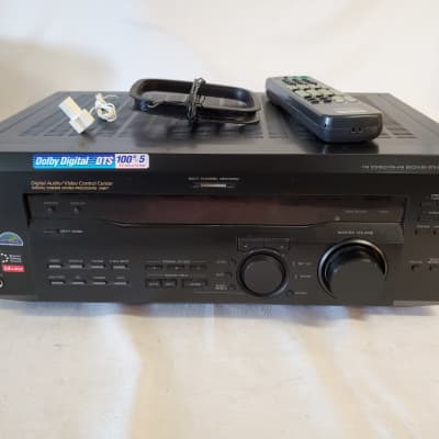 Sony STR-DE545 Surround Receiver & Remote Control - Great Used Condition - Quick Shipping -
