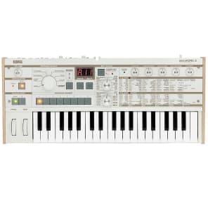Korg microKORG S Synthesizer / Vocoder w/ 2+1 Internal Speaker System