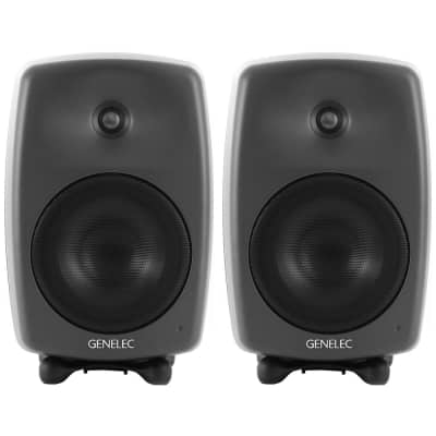 "Genelec 8040B 6.5"" Powered Nearfield Studio Monitor (Pair)"