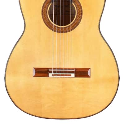 Stephen Hill 2A 2018 Classical Guitar Spruce/Rippled Sycamore for sale