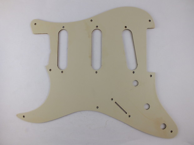 Fender Stratocaster aged relic Knobs and tips parchment