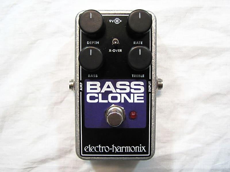 EHX Electro Harmonix Nano Clone Analog Chorus Guitar Pedal Stomp Box