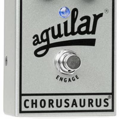 Aguilar 25th Anniversary Chorusaurus Bass Guitar Chorus Effect Pedal for sale