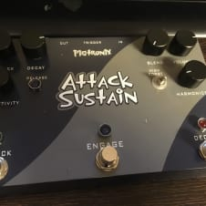 Pigtronix Attack Sustain (9V Mod)