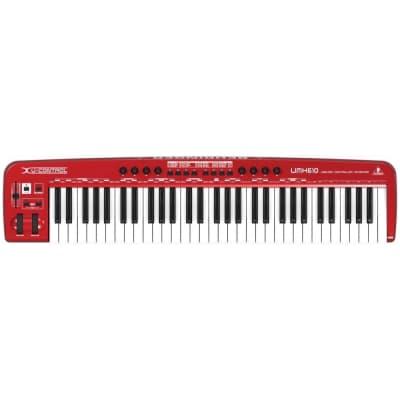 Behringer U-Control UMX610 USB MIDI Controller, Blemished